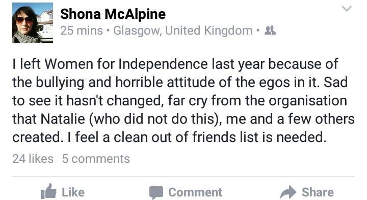 Shona McAlpine